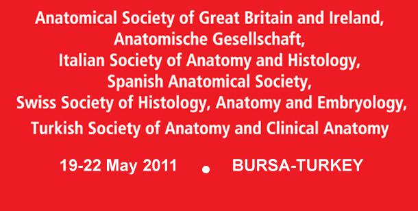 Turkish Scociety of Anatomy and Clinical Anatomy