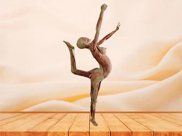 dance lady specimen